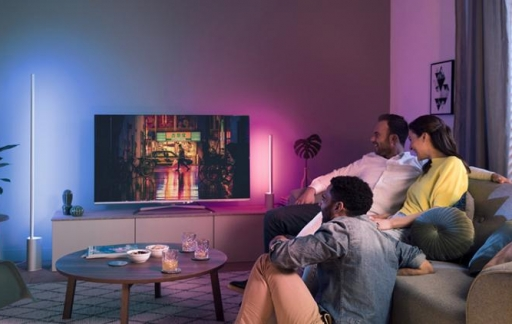 TV-hoek slimmer maken