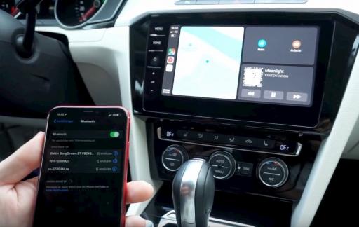 CarPlay2Air draadloos CarPlay
