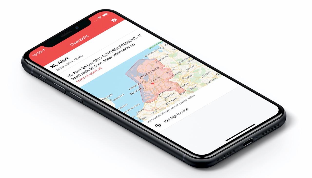 NL-Alarm app