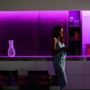 Met de nieuwe Philips Hue LightStrip kun je afgeknipte stukken weer samenvoegen