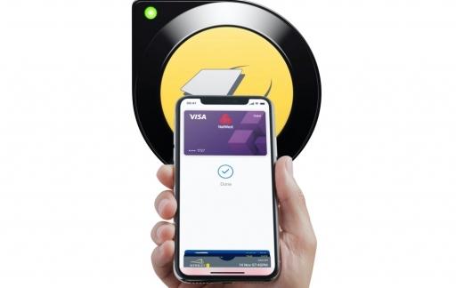 Apple Pay OV in Lonen met Express modus.