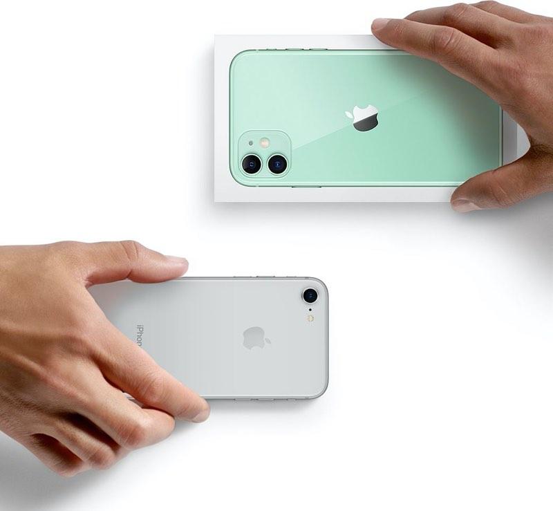 iPhone inruilen