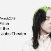 Billie Eilish optreden