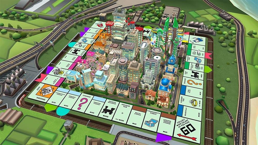 Monopoly voor iOS
