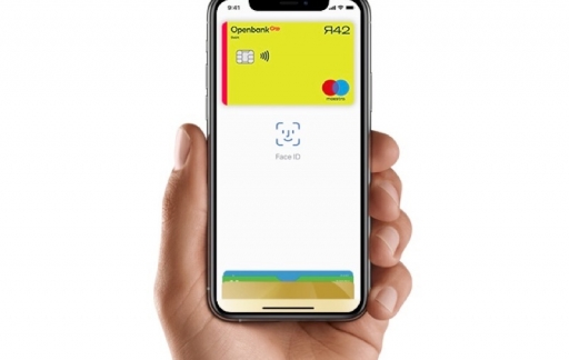 Openbank Apple Pay met Maestro.