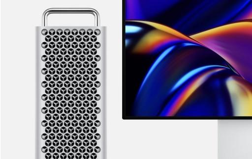 Mac Pro en XDR Display Pro