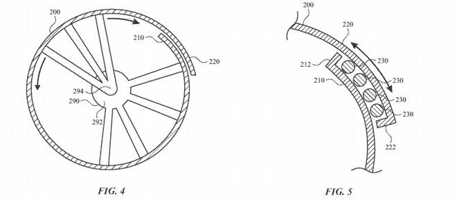 Apple Pencil patent aanpassen op hand