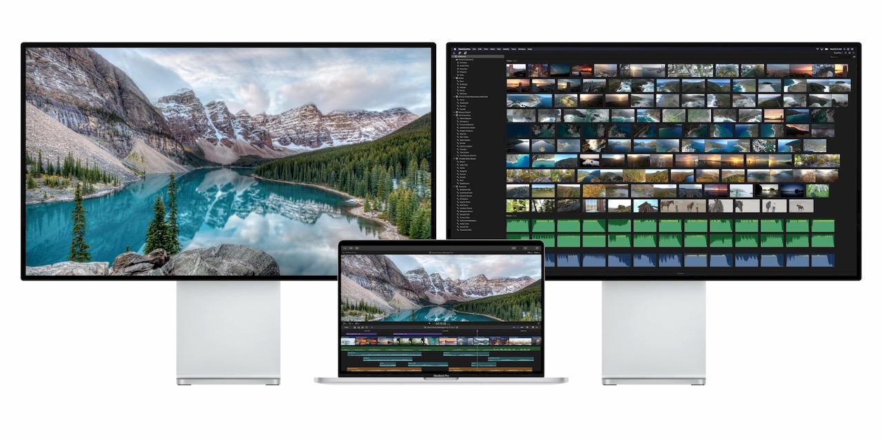 Pro Display XDR MacBook Pro