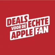 Apple-weekdeals bij MediaMarkt: korting op MacBook Pro, iPads en meer