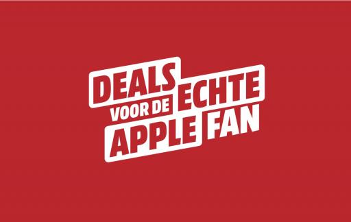 Mediamarkt Deals voor de echte Apple fan