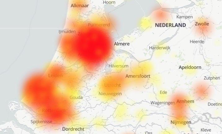 Storing T-Mobile internet