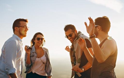 Afspraken met vrienden plannen