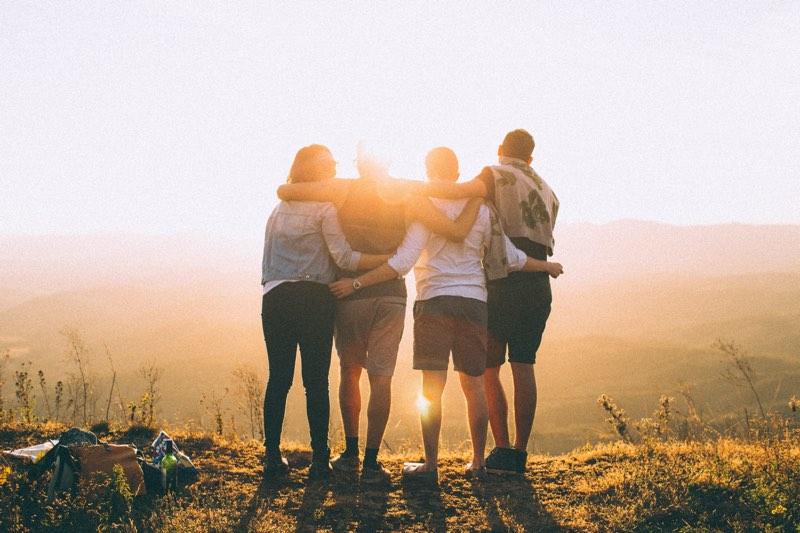 Afspraken plannen met vrienden