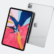 iPad Pro 2020 render camera.
