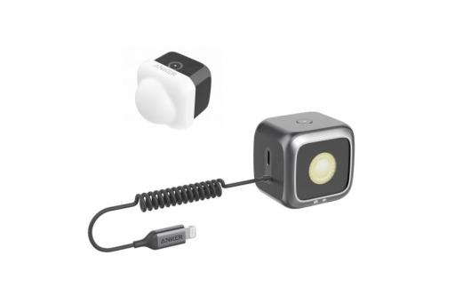 Anker LED MFi externe flitser