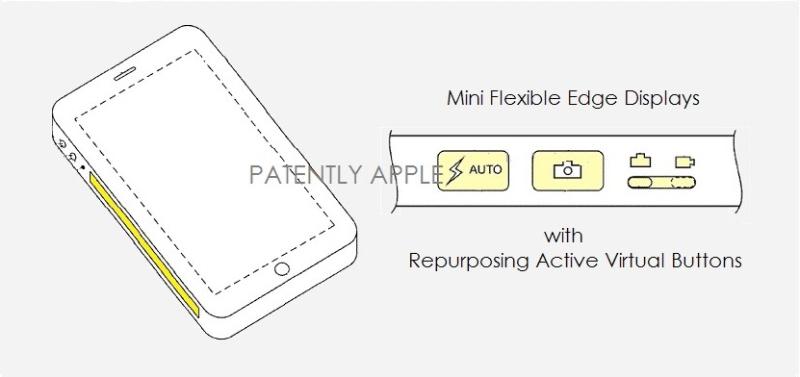 Apple patent tweede scherm iPhone