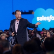 Marc Benioff van Salesforce