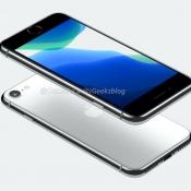 iPhone SE 2 renders voorkant.