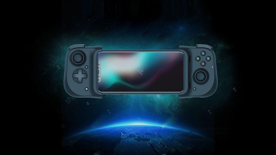 Razer Kishi gamepad voor iPhone