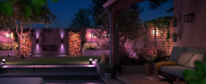 Philips Hue Outdoor lampen 2020