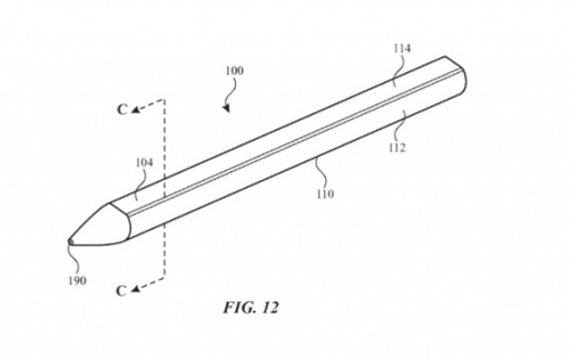Apple Pencil patent