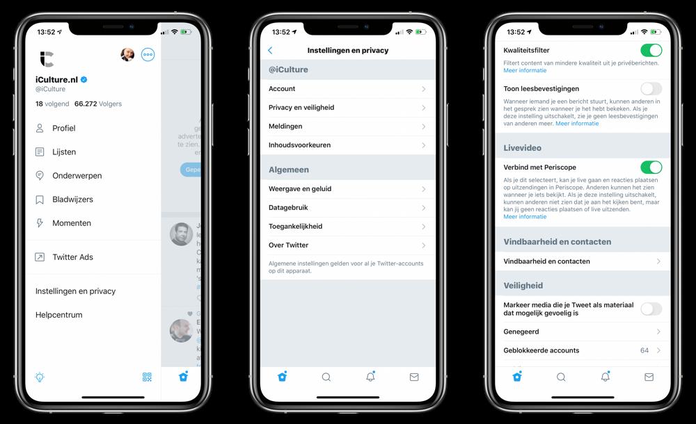 Twitter leesbevestigingen voor DM's