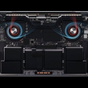 MacBook Pro thermal design
