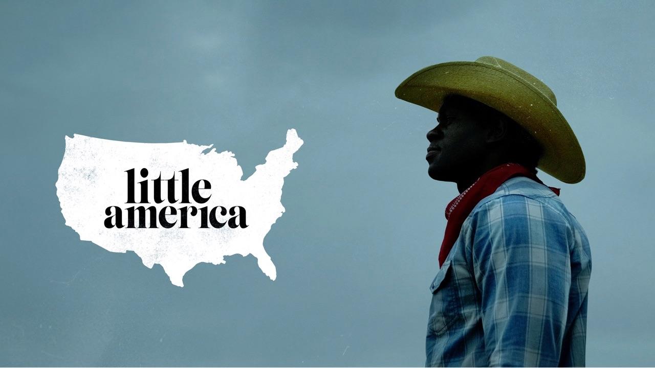 Little America Apple TV Plus.