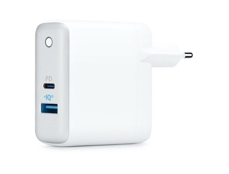 Anker muurlader 2x USB