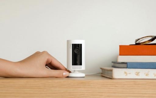 Ring Indoor Cam voor binnenshuis.