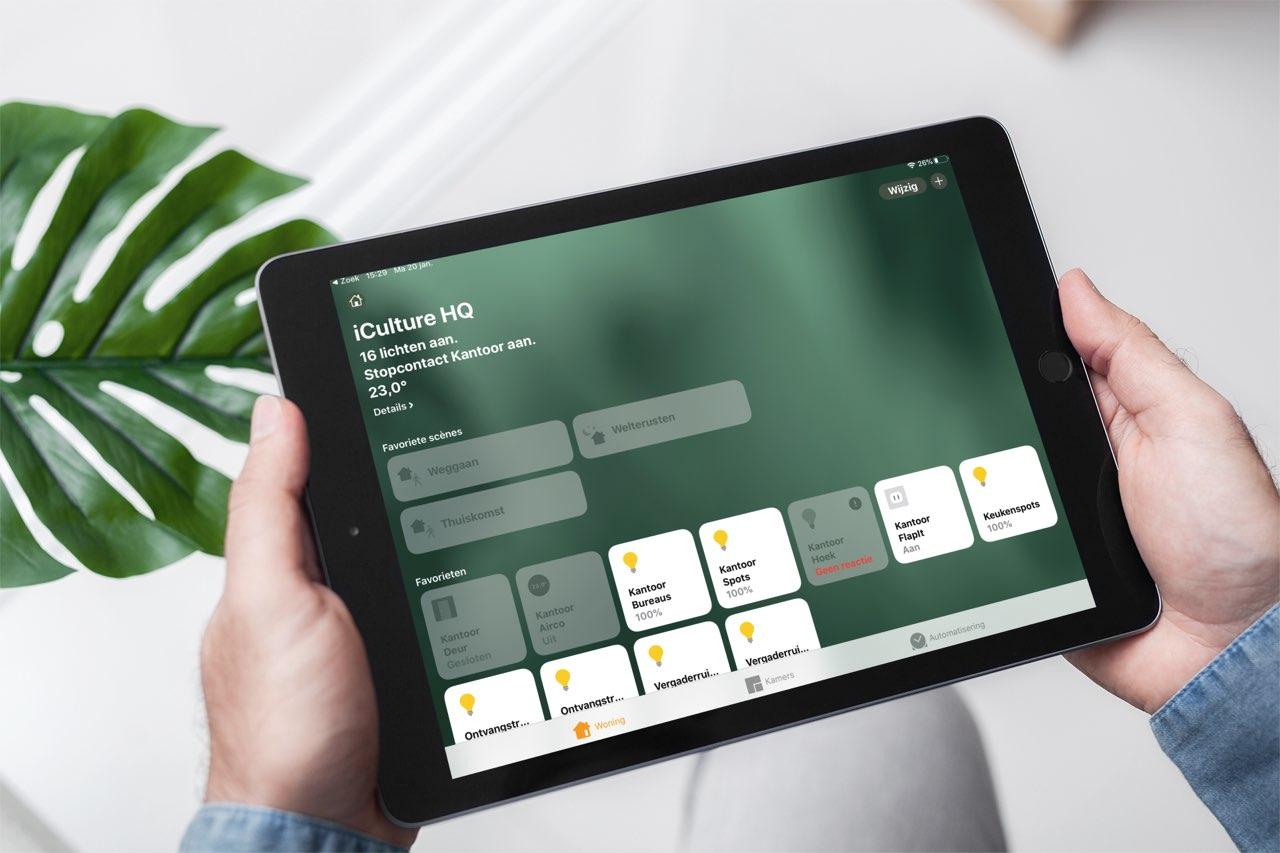 HomeKit Woning-app