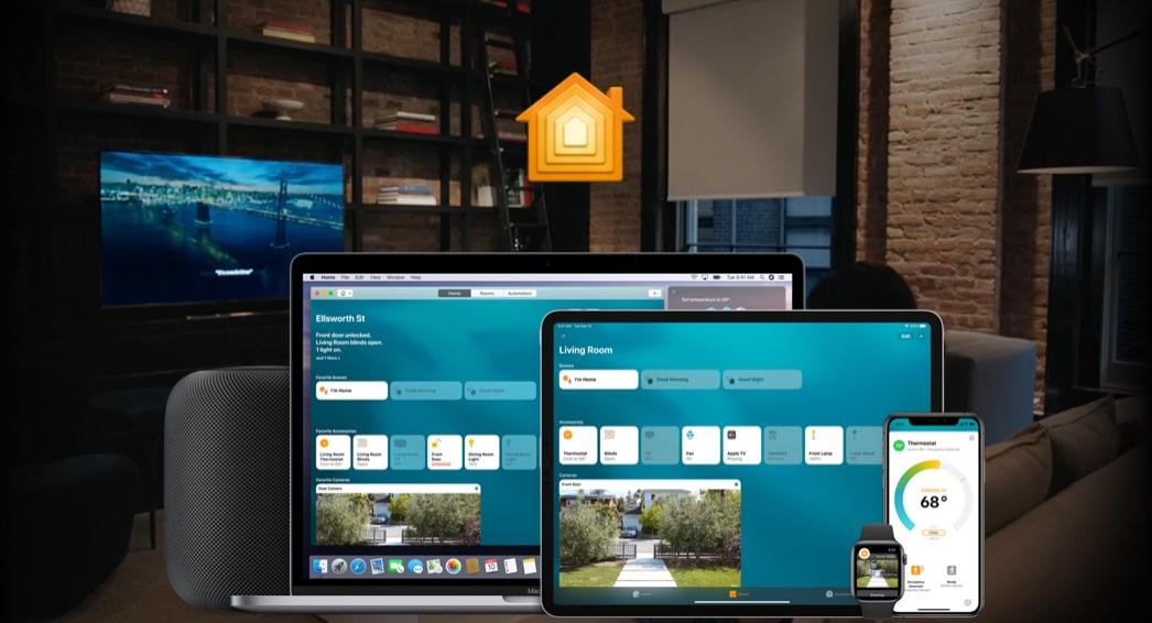 HomeKit tips: overzicht van apparaten.