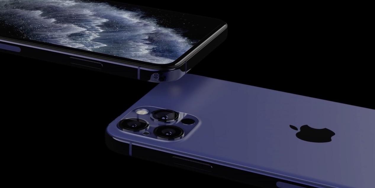 iPhone 12 Pro blauw