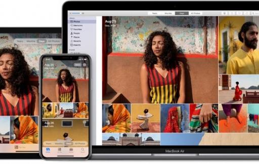 Foto's op Mac