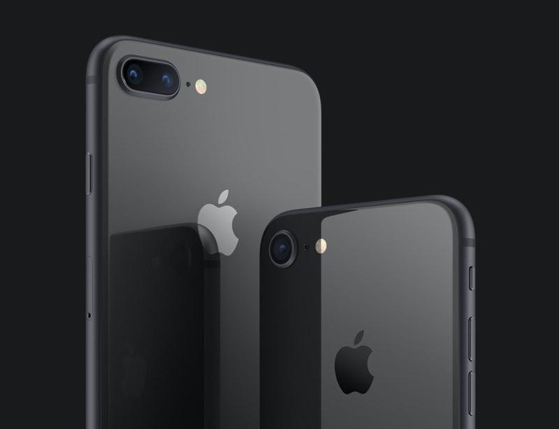 iphone 8 spacegrijs