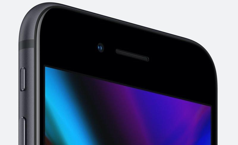 iphone 8 bovenkant