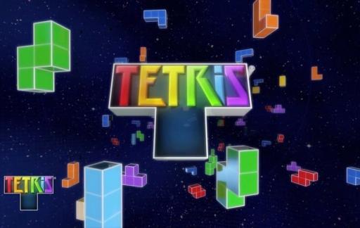 Tetris logo iOS.