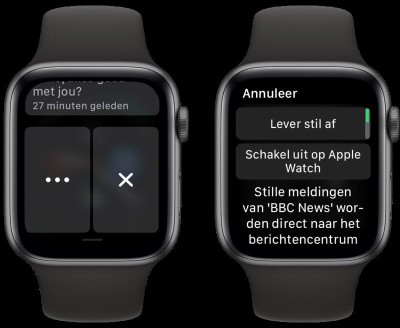 Lever stil af Apple Watch