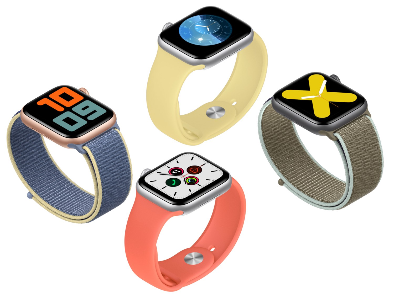 Apple Watch bandjes en materialen