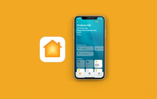 HomeKit Woning-app logo.