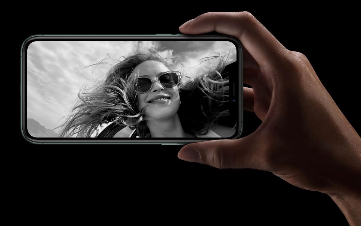 Selfie iPhone 11 Pro