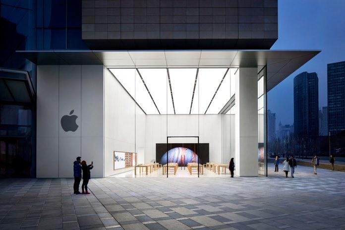 Apple MixC in Qingdao