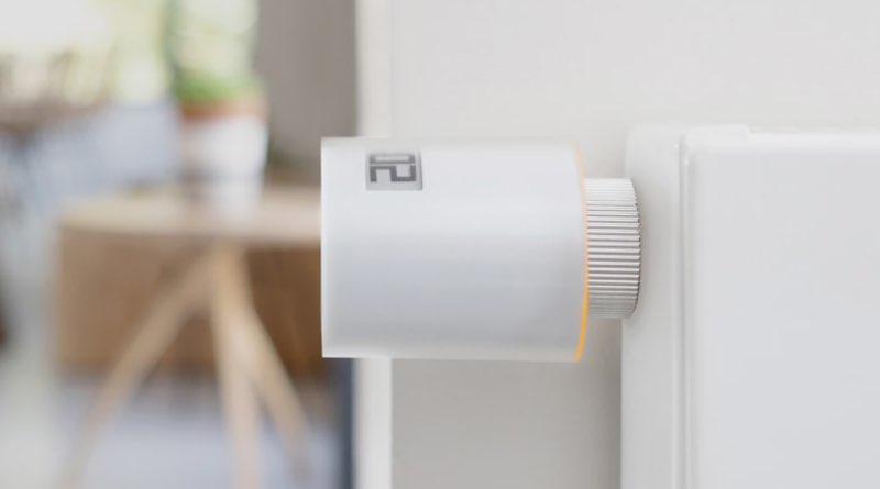 Netatmo radiatorknop