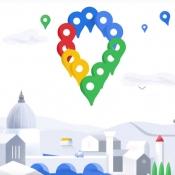 Google Maps 15 jaar