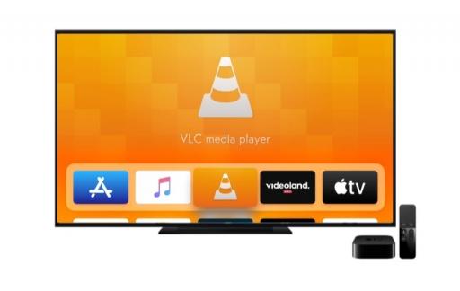 VLC op Apple TV.