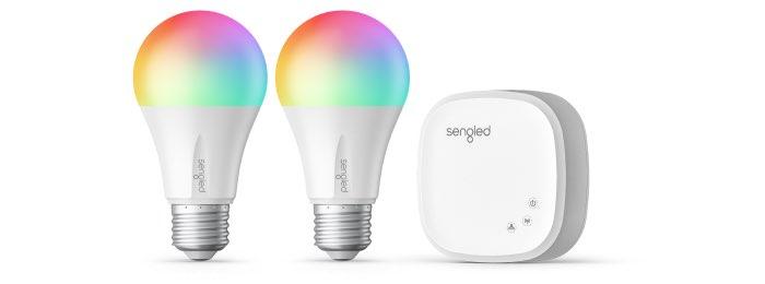 Sengled Smart Home Starterkit met Hub