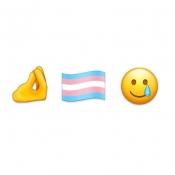 Populairste emoji van 2020.
