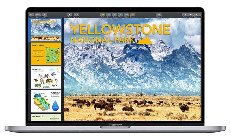 MacBook Pro 16-inch deal