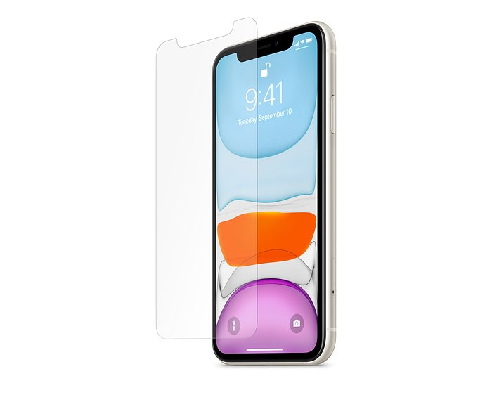 iPhone XR Belkin screenprotector
