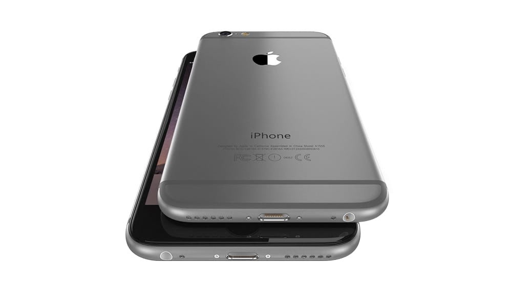Remanufactured iPhones